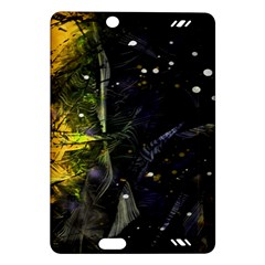 Abstract Design Amazon Kindle Fire Hd (2013) Hardshell Case by ValentinaDesign