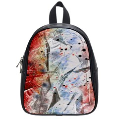 Abstract Design School Bags (small)  by ValentinaDesign