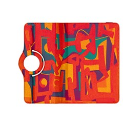 Abstract Art Kindle Fire Hdx 8 9  Flip 360 Case by ValentinaDesign