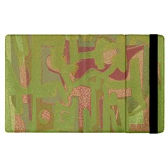 Abstract Art Apple Ipad Pro 12 9   Flip Case