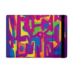 Abstract Art Ipad Mini 2 Flip Cases by ValentinaDesign
