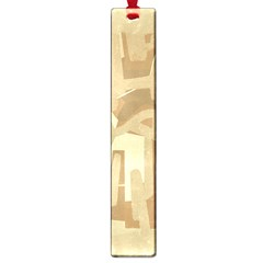 Abstract Art Large Book Marks by ValentinaDesign