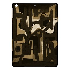 Abstract Art Ipad Air Hardshell Cases by ValentinaDesign
