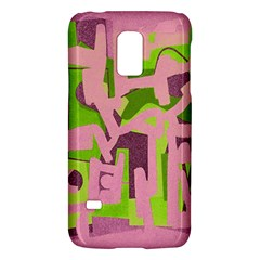 Abstract Art Galaxy S5 Mini by ValentinaDesign