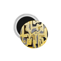 Abstract Art 1 75  Magnets by ValentinaDesign