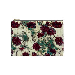 Floral Dreams 10 Cosmetic Bag (medium)