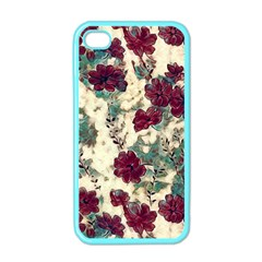 Floral Dreams 10 Apple Iphone 4 Case (color) by MoreColorsinLife
