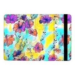 Floral Dreams 12 Samsung Galaxy Tab Pro 10.1  Flip Case by MoreColorsinLife