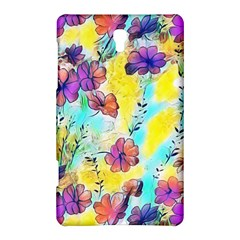 Floral Dreams 12 Samsung Galaxy Tab S (8 4 ) Hardshell Case  by MoreColorsinLife