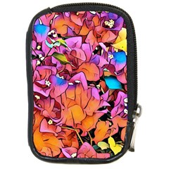 Floral Dreams 15 Compact Camera Cases by MoreColorsinLife