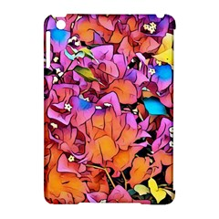 Floral Dreams 15 Apple Ipad Mini Hardshell Case (compatible With Smart Cover) by MoreColorsinLife