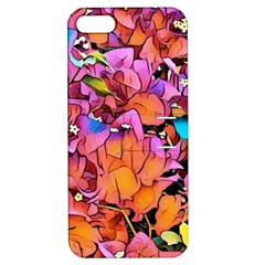 Floral Dreams 15 Apple Iphone 5 Hardshell Case With Stand by MoreColorsinLife