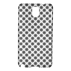 Pattern Samsung Galaxy Note 3 N9005 Hardshell Case by ValentinaDesign