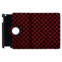 Pattern Apple Ipad 3/4 Flip 360 Case by ValentinaDesign