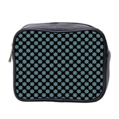 Pattern Mini Toiletries Bag 2 Side by ValentinaDesign