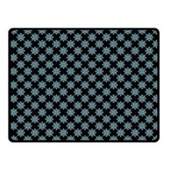 Pattern Fleece Blanket (small) by ValentinaDesign