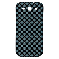 Pattern Samsung Galaxy S3 S Iii Classic Hardshell Back Case by ValentinaDesign