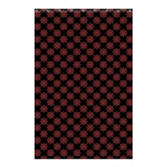 Pattern Shower Curtain 48  X 72  (small)  by ValentinaDesign