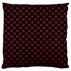 Pattern Standard Flano Cushion Case (one Side) by ValentinaDesign