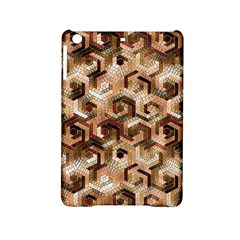 Pattern Factory 23 Brown Ipad Mini 2 Hardshell Cases by MoreColorsinLife