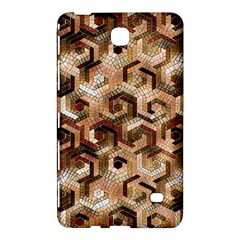 Pattern Factory 23 Brown Samsung Galaxy Tab 4 (7 ) Hardshell Case