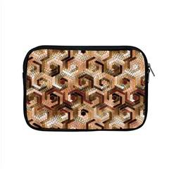 Pattern Factory 23 Brown Apple Macbook Pro 15  Zipper Case by MoreColorsinLife