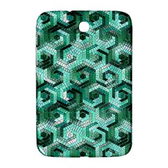 Pattern Factory 23 Teal Samsung Galaxy Note 8 0 N5100 Hardshell Case  by MoreColorsinLife