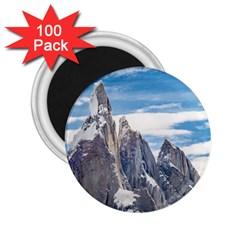 Cerro Torre Parque Nacional Los Glaciares  Argentina 2 25  Magnets (100 Pack)  by dflcprints