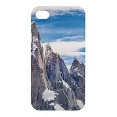 Cerro Torre Parque Nacional Los Glaciares  Argentina Apple Iphone 4/4s Hardshell Case by dflcprints