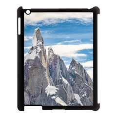 Cerro Torre Parque Nacional Los Glaciares  Argentina Apple Ipad 3/4 Case (black) by dflcprints