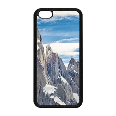 Cerro Torre Parque Nacional Los Glaciares  Argentina Apple Iphone 5c Seamless Case (black) by dflcprints