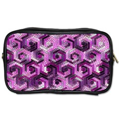 Pattern Factory 23 Pink Toiletries Bags by MoreColorsinLife