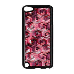 Pattern Factory 23 Red Apple Ipod Touch 5 Case (black) by MoreColorsinLife