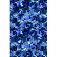 Pattern Factory 23 Blue 5 5  X 8 5  Notebooks by MoreColorsinLife