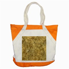 Cracked Skull Bone Surface A Accent Tote Bag by MoreColorsinLife