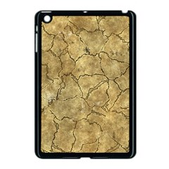 Cracked Skull Bone Surface A Apple iPad Mini Case (Black) by MoreColorsinLife