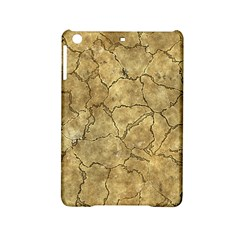 Cracked Skull Bone Surface A Ipad Mini 2 Hardshell Cases by MoreColorsinLife