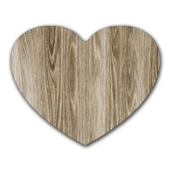 Wooden Structure 3 Heart Mousepads by MoreColorsinLife