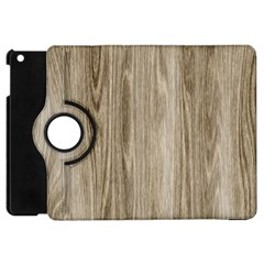 Wooden Structure 3 Apple Ipad Mini Flip 360 Case by MoreColorsinLife