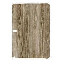 Wooden Structure 3 Samsung Galaxy Tab Pro 10 1 Hardshell Case by MoreColorsinLife
