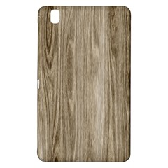 Wooden Structure 3 Samsung Galaxy Tab Pro 8 4 Hardshell Case by MoreColorsinLife