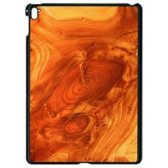 Fantastic Wood Grain Apple Ipad Pro 9 7   Black Seamless Case by MoreColorsinLife