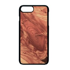 Fantastic Wood Grain,brown Apple Iphone 7 Plus Seamless Case (black) by MoreColorsinLife