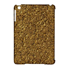 Sparkling Metal Art A Apple Ipad Mini Hardshell Case (compatible With Smart Cover) by MoreColorsinLife