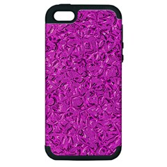 Sparkling Metal Art D Apple Iphone 5 Hardshell Case (pc+silicone)