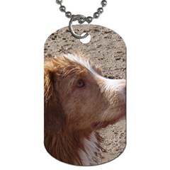 Nova Scotia Duck Tolling Retriever Dog Tag (One Side)