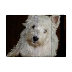 West highland white terrier puppy Apple iPad Mini Flip Case by TailWags