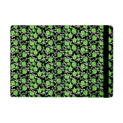 Roses Pattern Ipad Mini 2 Flip Cases by Valentinaart