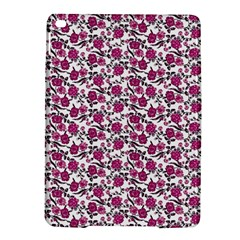 Roses Pattern Ipad Air 2 Hardshell Cases by Valentinaart