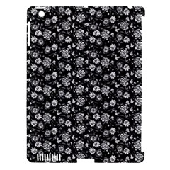 Roses Pattern Apple Ipad 3/4 Hardshell Case (compatible With Smart Cover) by Valentinaart